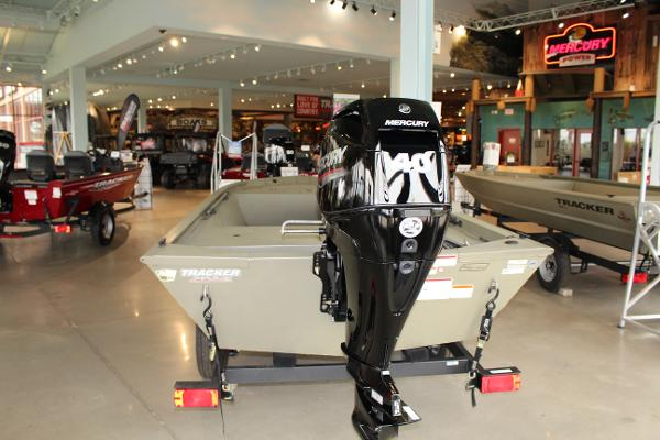 2022 Tracker Boats boat for sale, model of the boat is Grizzly 1648 SC & Image # 4 of 30