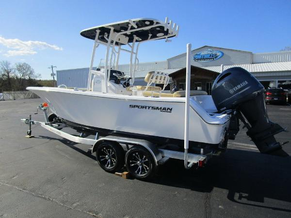 2021 Sportsman Boats boat for sale, model of the boat is Heritage 211 CC & Image # 4 of 26