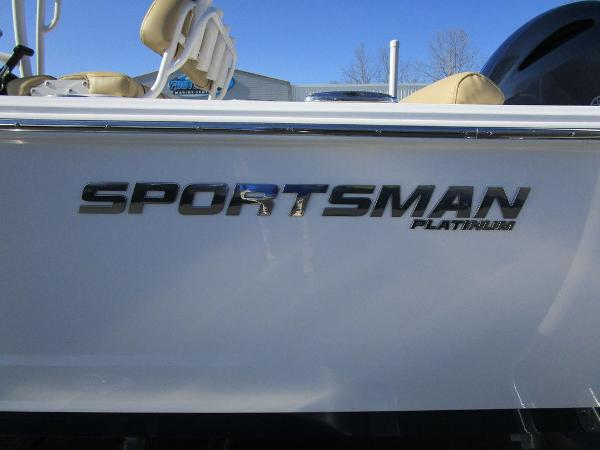 2021 Sportsman Boats boat for sale, model of the boat is Heritage 211 CC & Image # 23 of 26