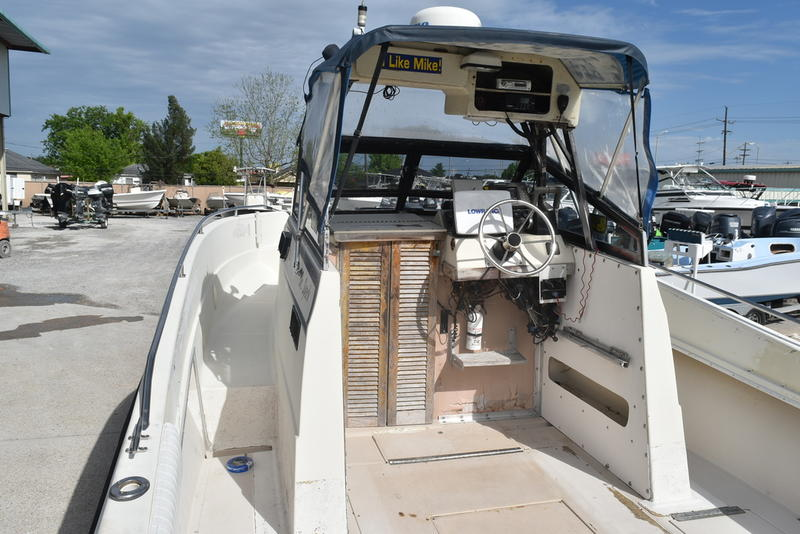 1984 Stamas boat for sale, model of the boat is 26 Cuddy Cabin & Image # 24 of 30