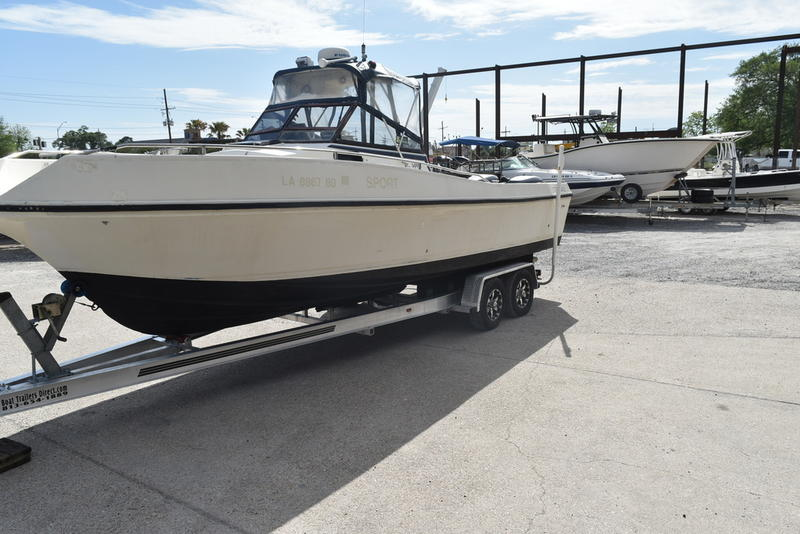 1984 Stamas boat for sale, model of the boat is 26 Cuddy Cabin & Image # 28 of 30