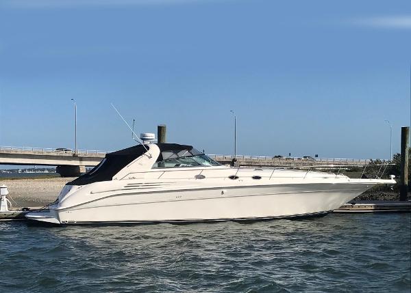 1996 Sea Ray Sundancer 450