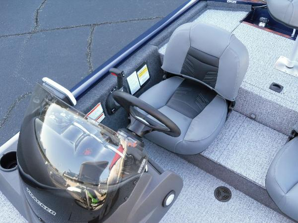 2021 Tracker Boats boat for sale, model of the boat is Pro 170 & Image # 13 of 30