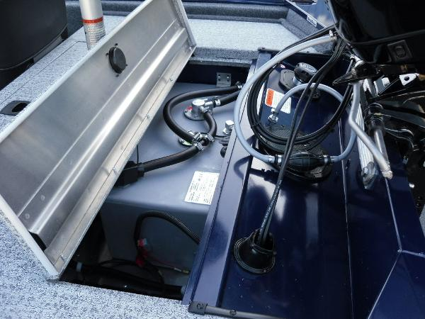 2021 Tracker Boats boat for sale, model of the boat is Pro 170 & Image # 17 of 30