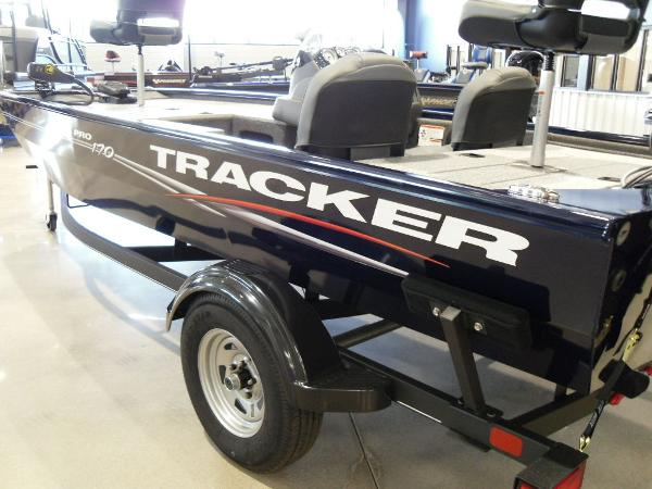 2021 Tracker Boats boat for sale, model of the boat is Pro 170 & Image # 29 of 30