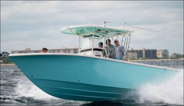 2021 Sea Chaser boat for sale, model of the boat is 30 HFC CC & Image # 3 of 3