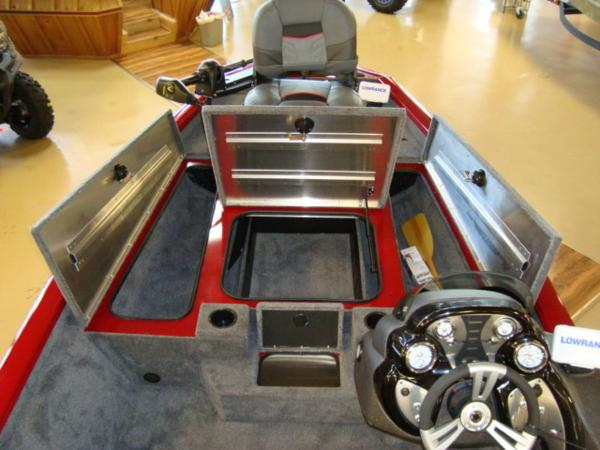 2021 Tracker Boats boat for sale, model of the boat is Pro Team 175 TXW® Tournament Ed. & Image # 12 of 15