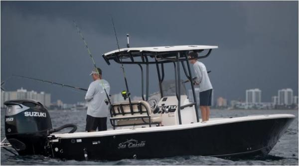 2021 Sea Chaser boat for sale, model of the boat is 26 LX & Image # 2 of 3
