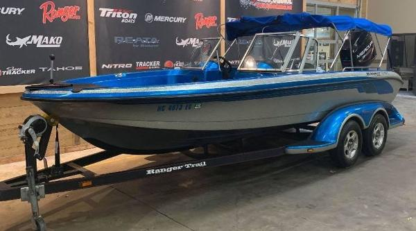 1999 Ranger Boats boat for sale, model of the boat is 620 & Image # 2 of 10
