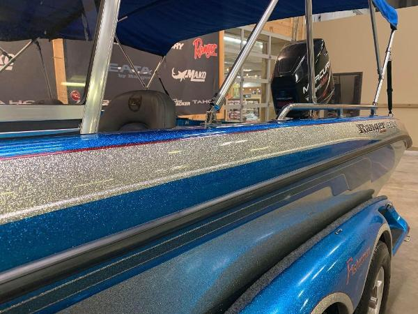 1999 Ranger Boats boat for sale, model of the boat is 620 & Image # 9 of 10