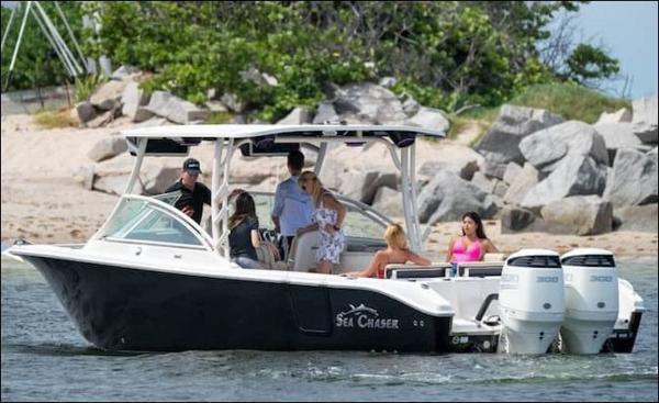 2021 Sea Chaser boat for sale, model of the boat is 30 HFC DC & Image # 4 of 4