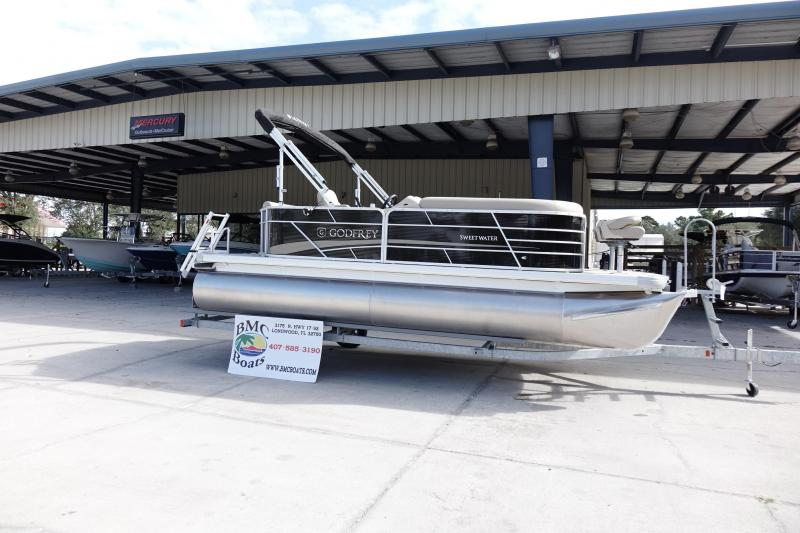 2021 Sweetwater Pontoon Boats 2086BF