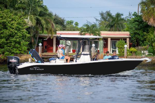 2021 Sea Chaser boat for sale, model of the boat is 24 HFC & Image # 2 of 7
