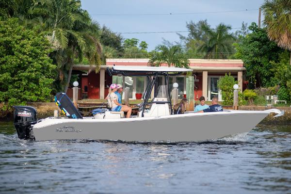 2021 Sea Chaser boat for sale, model of the boat is 24 HFC & Image # 4 of 7