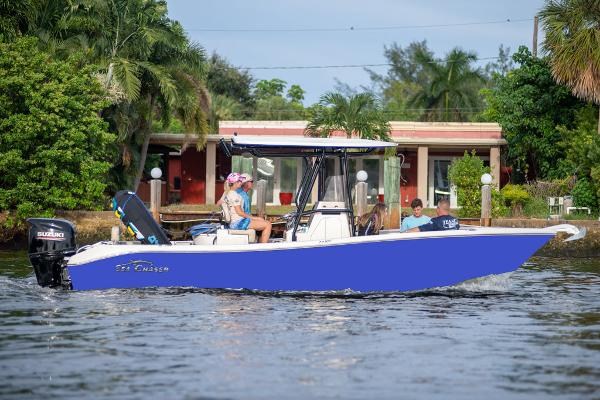 2021 Sea Chaser boat for sale, model of the boat is 24 HFC & Image # 5 of 7