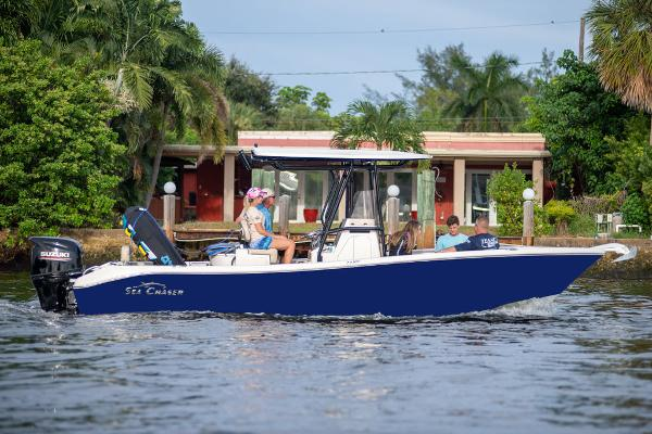 2021 Sea Chaser boat for sale, model of the boat is 24 HFC & Image # 6 of 7