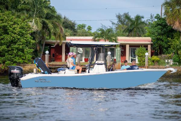 2021 Sea Chaser boat for sale, model of the boat is 24 HFC & Image # 7 of 7