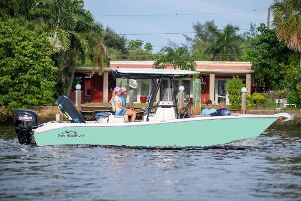 2021 Sea Chaser boat for sale, model of the boat is 24 HFC & Image # 1 of 7