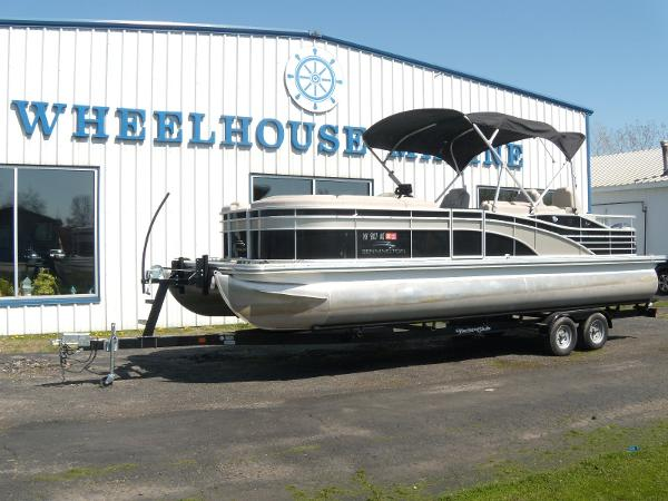 2013 BENNINGTON 2550 RBR for sale
