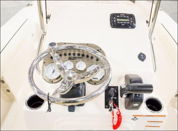 2021 Sea Chaser boat for sale, model of the boat is 21 Sea Skiff & Image # 3 of 4