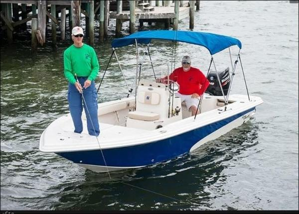 2021 Sea Chaser boat for sale, model of the boat is 21 Sea Skiff & Image # 4 of 4