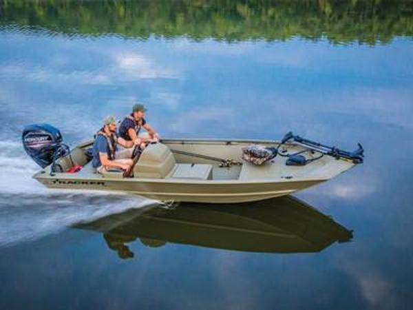 2020 Tracker Boats boat for sale, model of the boat is Grizzly® 1648 SC & Image # 1 of 1