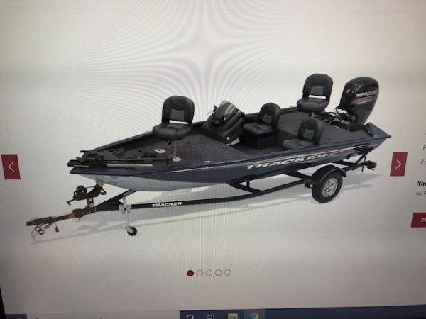 2021 Tracker Boats boat for sale, model of the boat is Pro Team 175TF & Image # 8 of 14