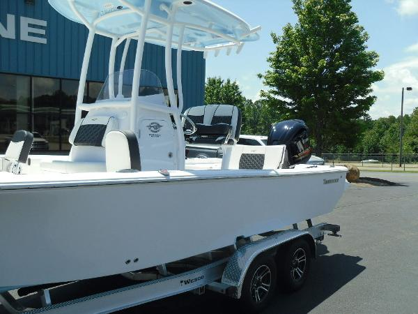 2021 Tidewater boat for sale, model of the boat is 2300 Carolina Bay & Image # 33 of 35