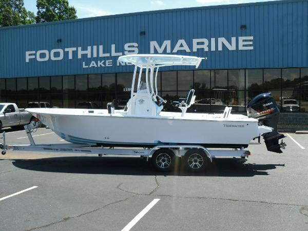 2021 Tidewater boat for sale, model of the boat is 2300 Carolina Bay & Image # 1 of 35