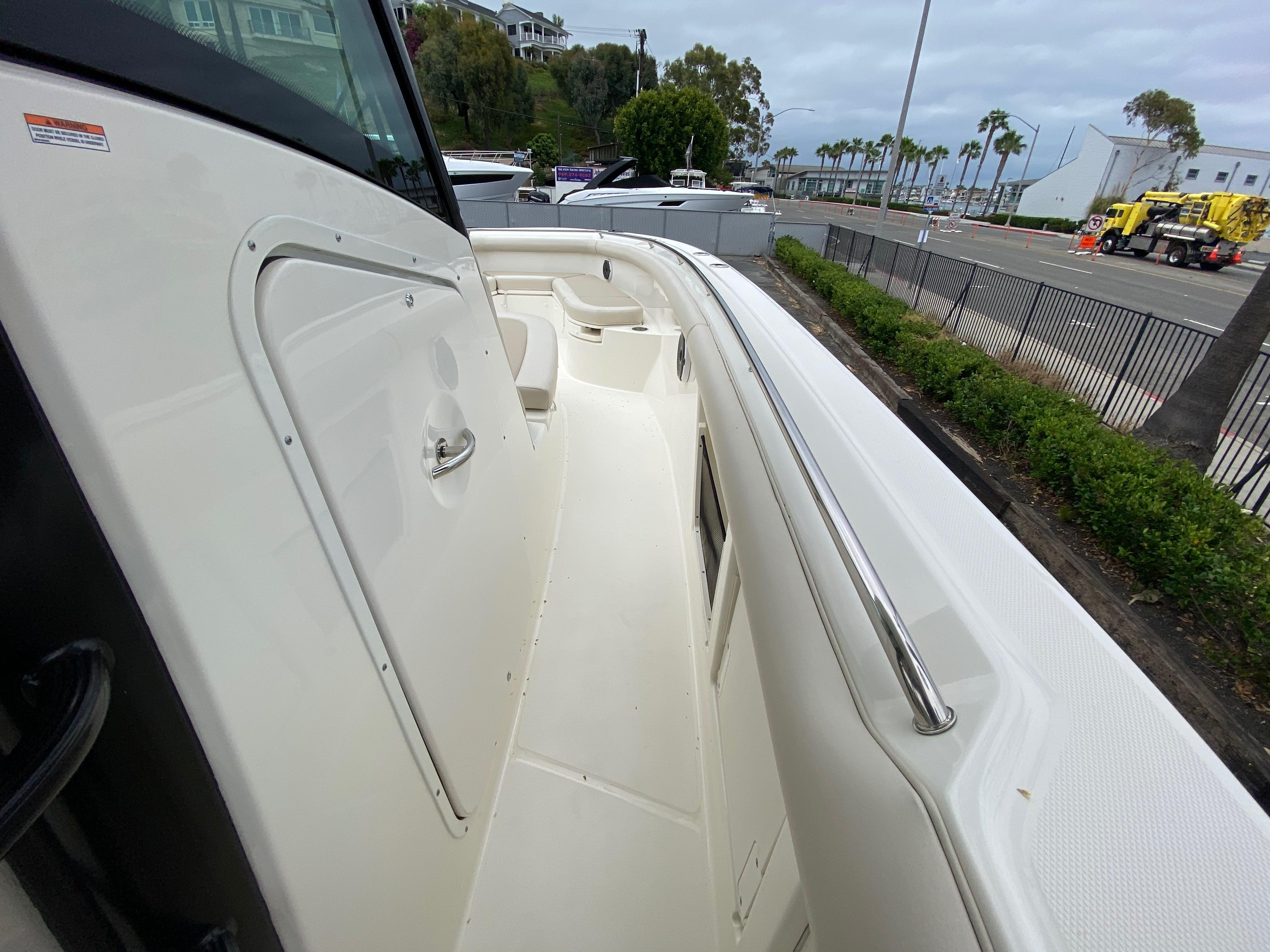 2020 Boston Whaler 350 Outrage #BW1207K inventory image at Sun Country Coastal in Newport Beach