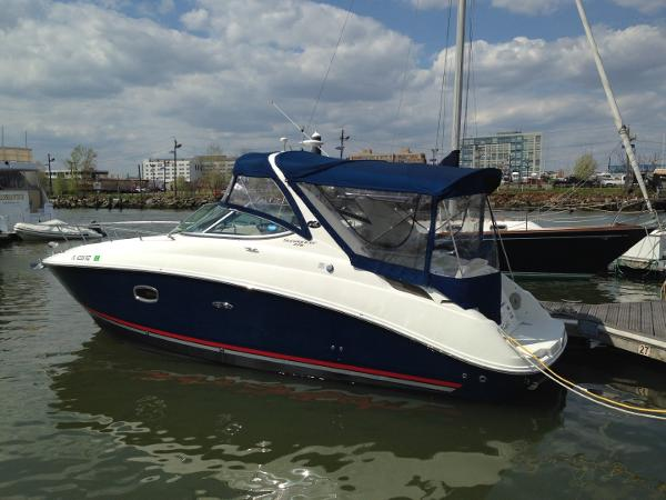 2009 SEA RAY 270 Sundancer thumbnail