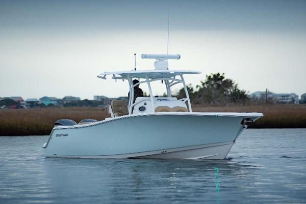2017 Sportsman Open 312 Center Console