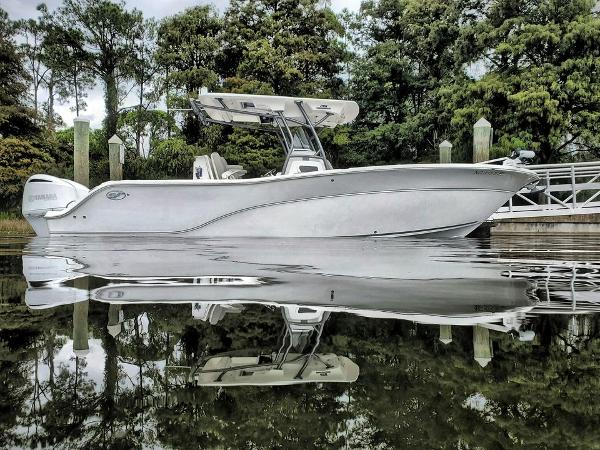 2019 Sea Fox 288 Commander