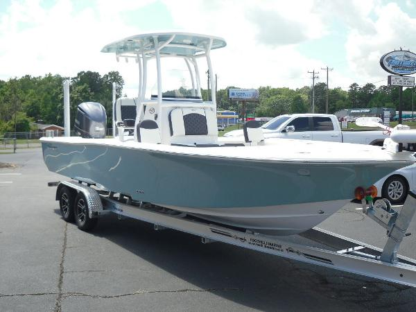 2021 Tidewater boat for sale, model of the boat is 2500 Carolina Bay & Image # 7 of 34