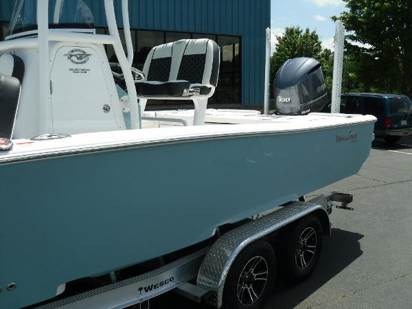 2021 Tidewater boat for sale, model of the boat is 2500 Carolina Bay & Image # 9 of 34