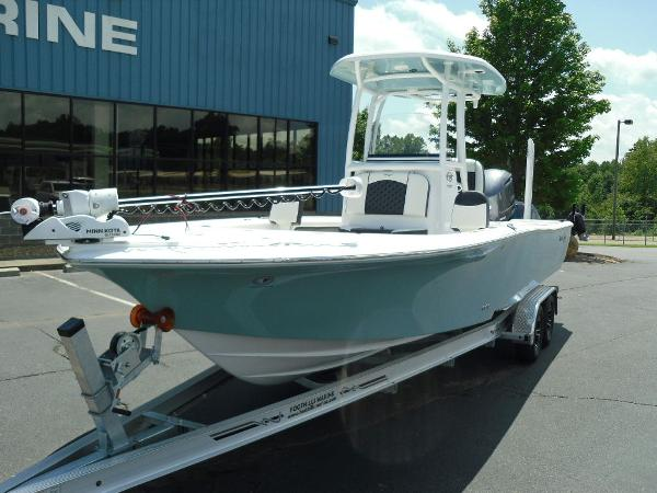 2021 Tidewater boat for sale, model of the boat is 2500 Carolina Bay & Image # 10 of 34