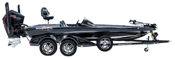 2022 Ranger Boats boat for sale, model of the boat is Z521C Ranger Cup Equipped & Image # 1 of 1