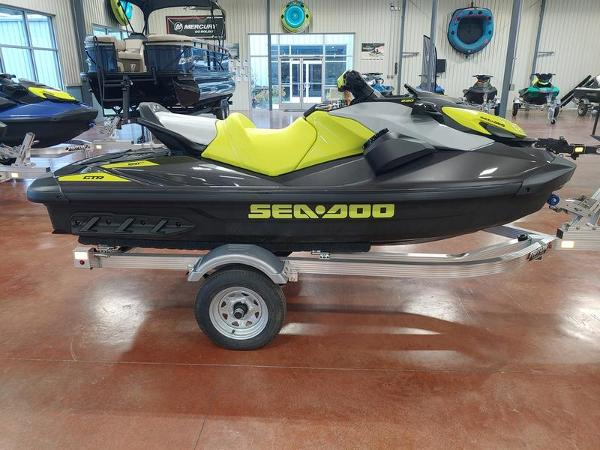 2021 Sea Doo PWC boat for sale, model of the boat is GTR™ 230 IBR & Sound System & Image # 1 of 1