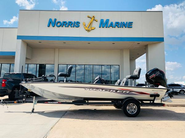 2021 Tracker Boats boat for sale, model of the boat is Pro Team 190 TX Tournament Edition & Image # 1 of 27