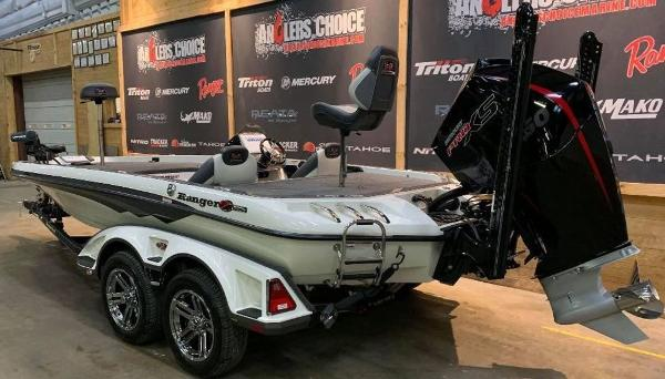 2021 Ranger Boats boat for sale, model of the boat is Z520C Ranger Cup Equipped & Image # 2 of 11