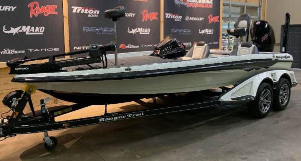 2021 Ranger Boats boat for sale, model of the boat is Z520C Ranger Cup Equipped & Image # 4 of 11