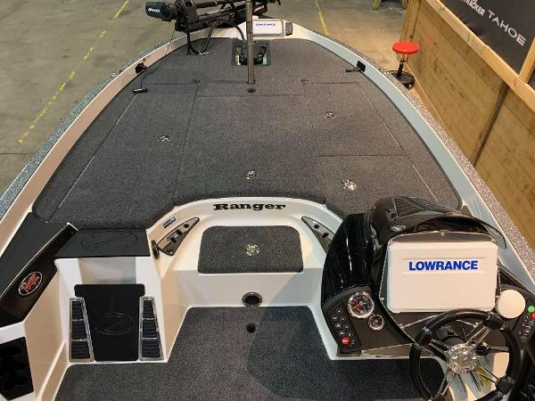 2021 Ranger Boats boat for sale, model of the boat is Z520C Ranger Cup Equipped & Image # 10 of 11