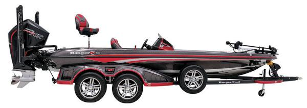 2022 Ranger Boats boat for sale, model of the boat is Z521L & Image # 1 of 1