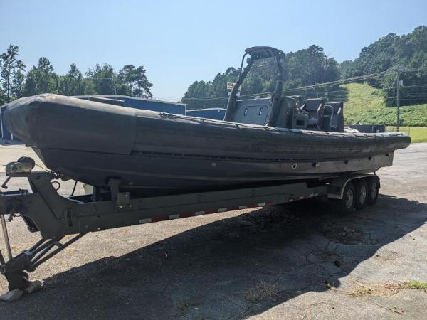 2002 Zodiac boat for sale, model of the boat is USMI 11 & Image # 4 of 12