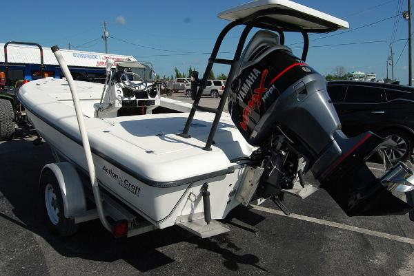 2004 Action Craft boat for sale, model of the boat is 1890SE & Image # 4 of 11