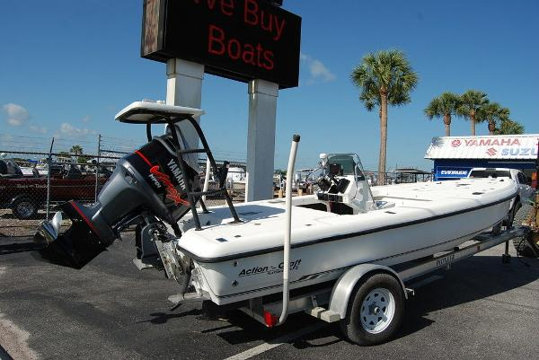 2004 Action Craft boat for sale, model of the boat is 1890SE & Image # 6 of 11