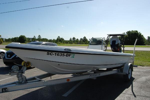 2004 Action Craft boat for sale, model of the boat is 1890SE & Image # 9 of 11