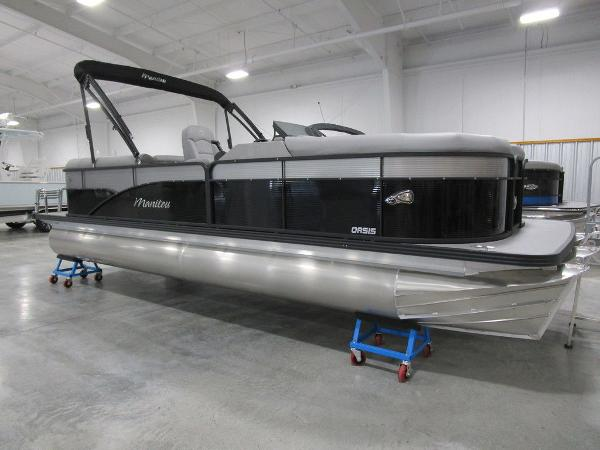 2021 Manitou boat for sale, model of the boat is RF 23 Oasis VP II & Image # 21 of 34