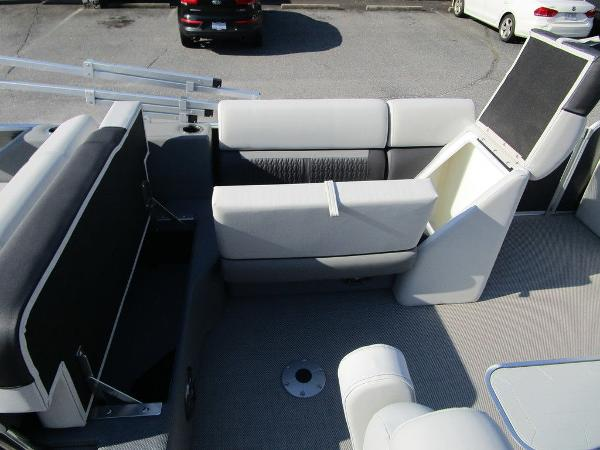 2021 Godfrey Pontoon boat for sale, model of the boat is SW 2286 SFL Sport Tube 27 in. & Image # 10 of 26