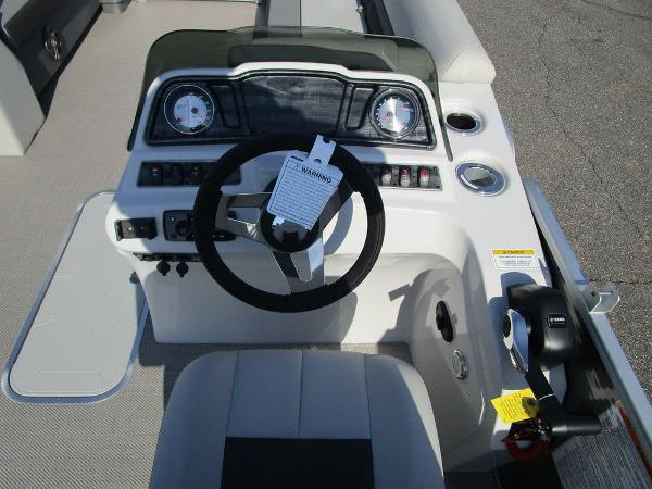 2021 Godfrey Pontoon boat for sale, model of the boat is SW 2286 SFL Sport Tube 27 in. & Image # 18 of 26